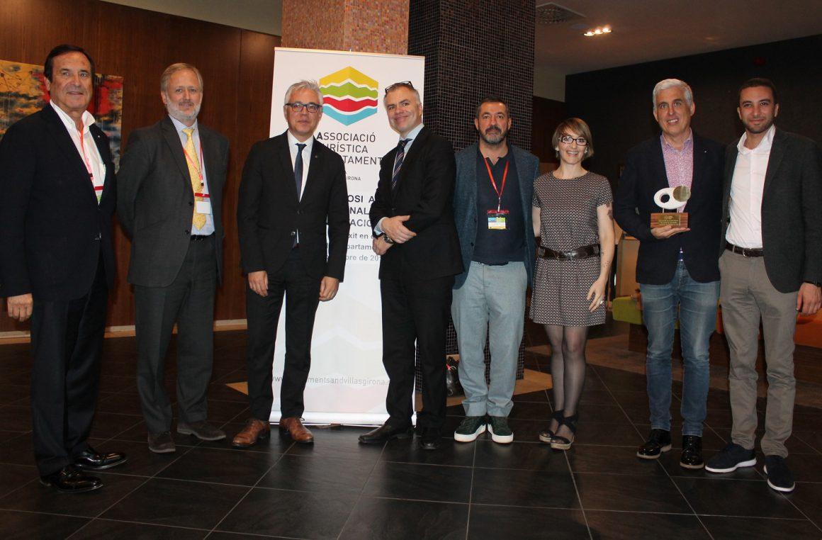 Èxit del VIII Simposi d'ATA: Professionalitat  i innovació, clau de l'èxit en el sector dels apartaments turístics